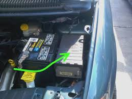 if your dodge caravan s power sliding doors stop working consider we never went down either of those paths since i had a simple quick although temporary fix if you open up the fuse panel under the hood next to the