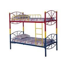 Nilkamal Bedroom Furniture Buy Nilkamal Zeplin Double Metal Bed Silver Online At Home