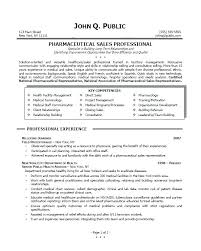 Resume Examples Sales Representative Great Resume For Sales