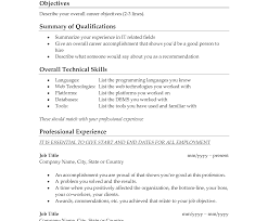 objective on resume for receptionist stirring administrative objective for resume template medical