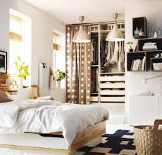 Lamp Shades For Bedrooms Awesome Image Of Pink And Black Ikea Bedroom Decoration Using