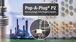 Pop A Plug Size Chart Installation Training Pop A Plug P2 Heat Exchanger Tube Plugging System