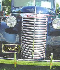 vintage chevrolet truck logo. 1940 chevrolet grille vintage truck logo