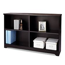 office depot bookcases wood. Brilliant Bookcases Realspace Magellan Collection 2 Shelf Sofa To Office Depot Bookcases Wood E