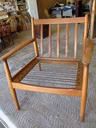 how to refinish a vintage midcentury modern chair home improvement diy network mid century furniture diy c79 mid
