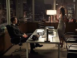 Suits harvey specter office Location 81c2d8a7cdc5cb3f346e5ee1aa9f1191jpg Discern Living Suits Inspired Office Décor