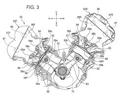 Honda v4 engine patent 04