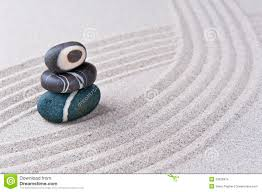 Japanese Rock Garden Japanese Rock Garden Miniature Stock Photos Images Pictures