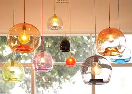 b markdouglassdesign mdd lighting so many beautiful shapes and colours in this hand blown glass