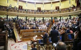 Resultado de imagen de fotos del congreso de los diputados de españa
