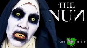 the nun makeup tutorial easy makeup 2018