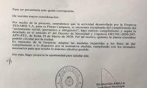 Grupo Techint: cuarentena con excepciones y denuncias de recortes salariales