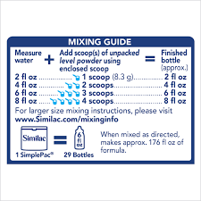 Similac Feeding Chart Pdf Similac Feeding Chart Pdf Best Picture Of Chart Anyimage Org