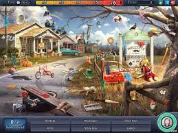 A good hidden object game often has puzzles/motion associated with the hidden object, as well as a robust hint system so you aren't stuck on a single screen forever. Techwiser