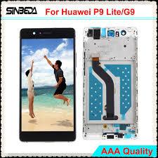 2019 <b>Sinbeda AAA</b> Quality LCD Screen For Huawei P9 Lite 5.2 LCD ...