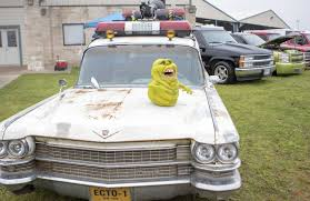 Ghostbusters-themed car rolls into Conroe for Lone Star Throwdown ...