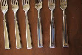 wallace summerset frost dinner fork 8 1