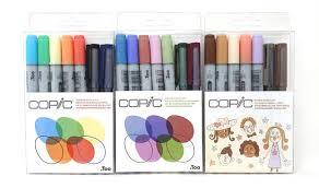 <b>Copic</b> Doodle Kit | <b>Art Supplies</b> Finland