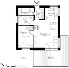 What Is A Cape Cod House Floor Plan Plan Maison Moderne Gratuit Plan De Maison  Gratuit
