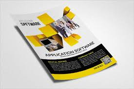 17 Software Company Brochures Design Templates Apple