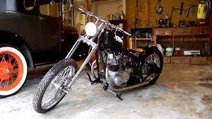 yamaha xs650 bobber chopper youtube