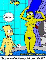 Bart simpson family orgy