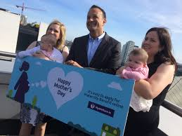 varadkar marks mother s day by calling on more employers to offer minister varadkar said i know that many companies in offer excellent packages but many others could do better and can afford to do better