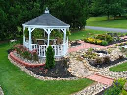 a pavilion or a pergola and many are used as fully furnished and appointed outdoor additions to the home the gazebo is a classic garden structure