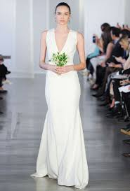 the most beautiful simple wedding dresses for the understated