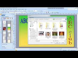 Ms Office Publisher Create A Banner In Microsoft Office Publisher Youtube