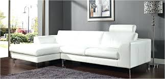 modern white sectional. White Sectional Sofa With Chaise Minimalist Stylish Leather Diamond Modern C