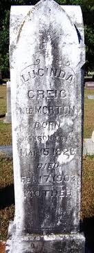 Lucinda Morton Greig (1826-1903) - Find A Grave Memorial