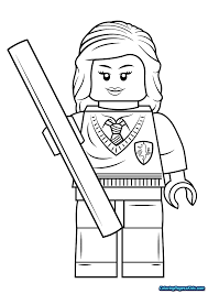 Lego Harry Potter Coloring Pages Free Harry Potter Parties Harry