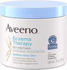 Aveeno <b>Active Naturals Eczema Therapy</b> Itch Relief Balm, 11oz ...