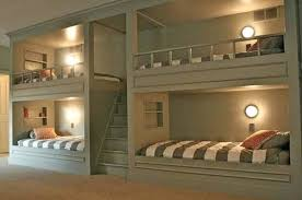 4 bed bunk beds bunk bed plans
