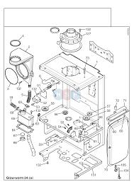 Nice glow worm 30cxi parts ideas electrical circuit diagram