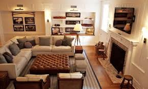 houzz family room fireplaces
