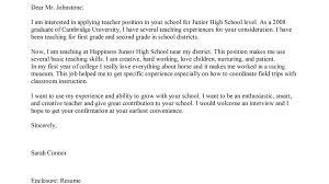 Teacher Cover Letter Format Pretty Ideas Completion Certificate