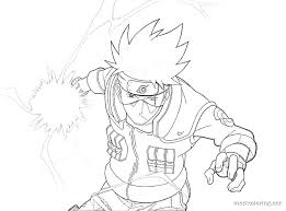 Complete Printable Naruto Coloring Pages Q9850 Coloring Pages
