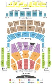 Colorado Ballet Nutcracker Seating Chart Conclusive Auditorium Theater Seating Colorado Ballet