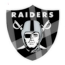 Oakland Raiders Logo | Raiders | Pinterest | Raiders, Oakland ...