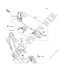 kawasaki kx250f wiring diagram wiring diagrams 2014 kawasaki kx250f wiring diagram wiring diagrams konsult chassis electrical equipment kx250zef kx250f 2014 250 tout