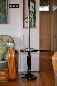 Art Deco 1920s Bakelite Tilley Floor Lamp Funky Flamingo