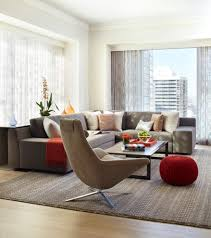 Occasional Chairs Living Room Small Accent Chairs Skirted Camel Back Parsons Chair With Inset