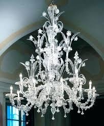 glass chandelier inside murano glass chandeliers ideas vintage murano glass chandelier uk