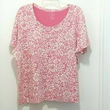 White Stag <b>Plus Size 100</b>% Cotton Clothing for Women for sale   eBay