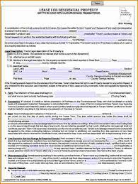 37 New Free Printable Lease Agreement Pa | Maxfundaily