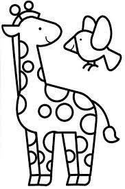 Girafe Jpg Dessins Colorier Pour Enfants