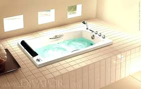 american standard whirlpool tub elite integral a from everclean