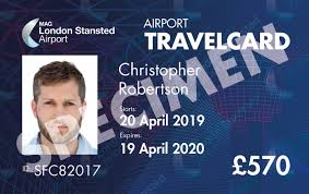 airport travelcard stansted commuter